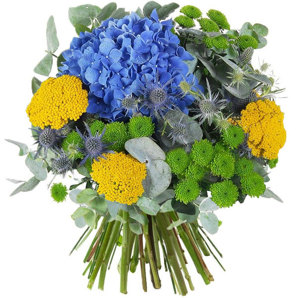 Bouquet rond OSIRIS