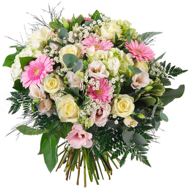 Bouquet rond CHIMENE