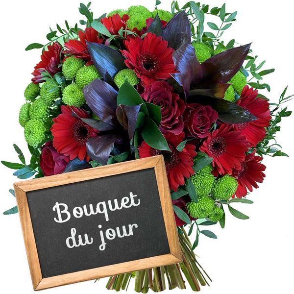 Bouquet rond BOUQUET DU JOUR