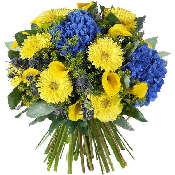 Bouquet rond OZARQUE XL
