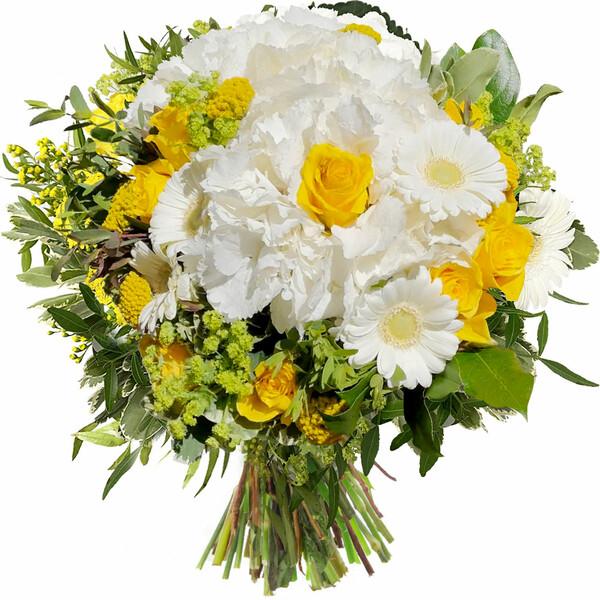Bouquet rond LIMONE