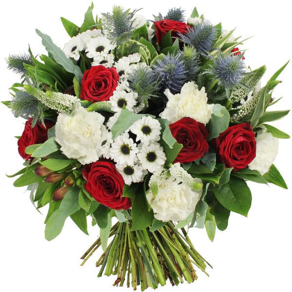 Bouquet rond FIZZY