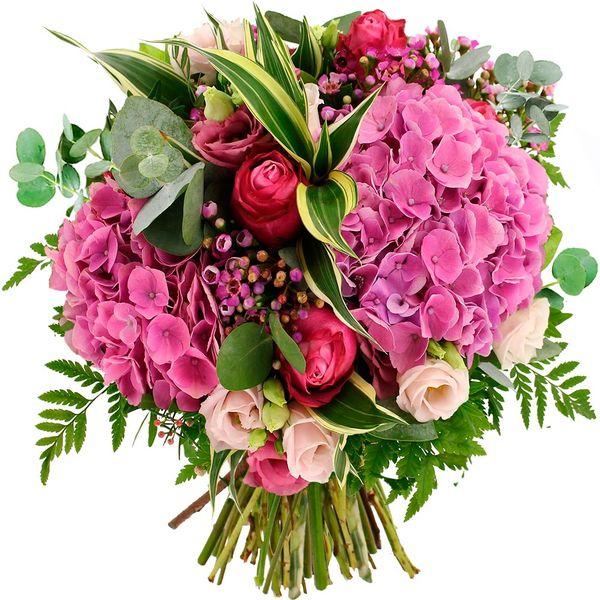 Bouquet rond PAMPELONNE