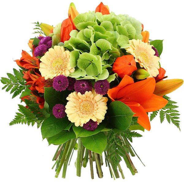 Bouquet rond GOYAVE