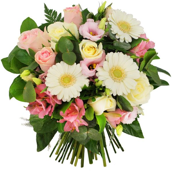 Bouquet rond COQUETTE