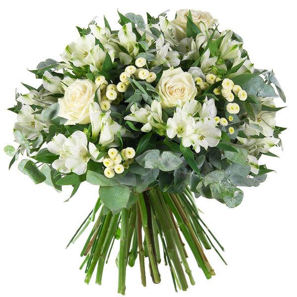 Bouquet rond IMAGINATION