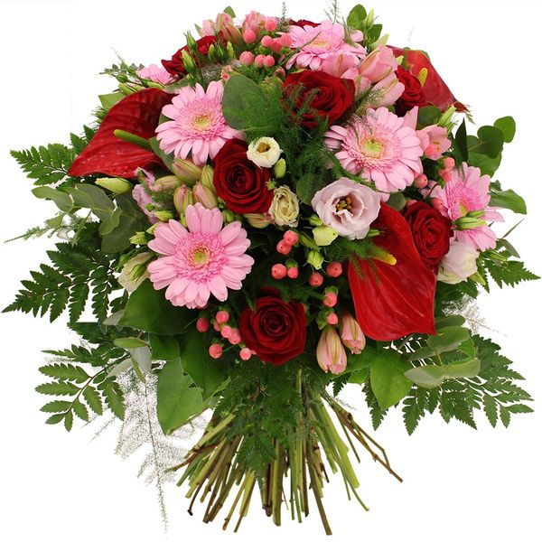 Bouquet rond DARLING