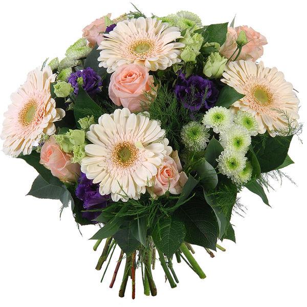 Bouquet rond MADELEINE