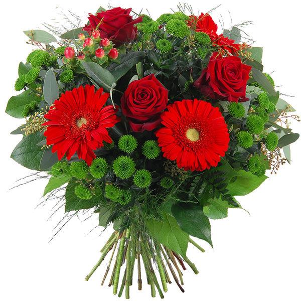 Bouquet rond DESIREE