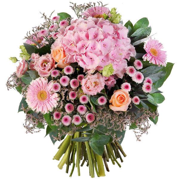 Bouquet rond HESPERIA