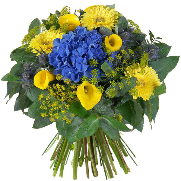 Bouquet rond OZARQUE