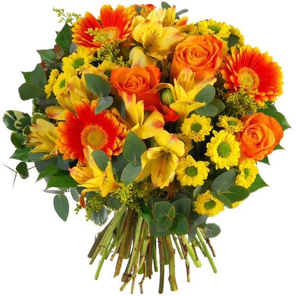 Bouquet rond LADY