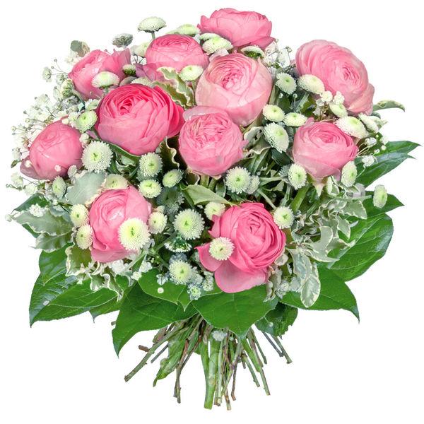 Bouquet rond PARADISE