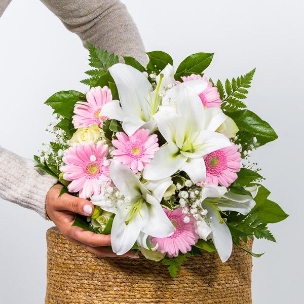 Bouquet rond BEL AIR