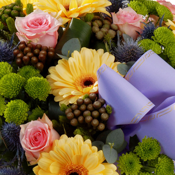Bouquets deuil SERENITE