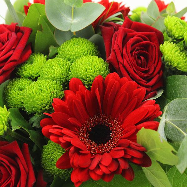Bouquet rond GRENADINE