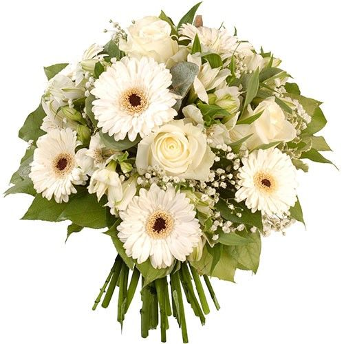 Bouquet rond COMPTINE