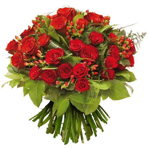 Bouquet de roses MARTINGALE
