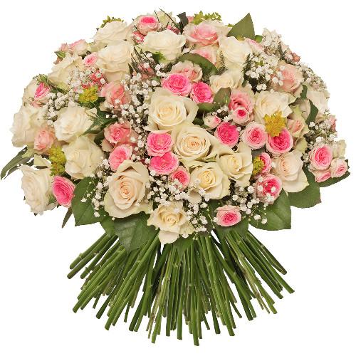 Bouquet de roses ADONIS