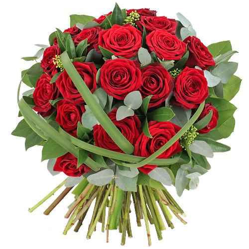 Bouquet de roses AVEUX