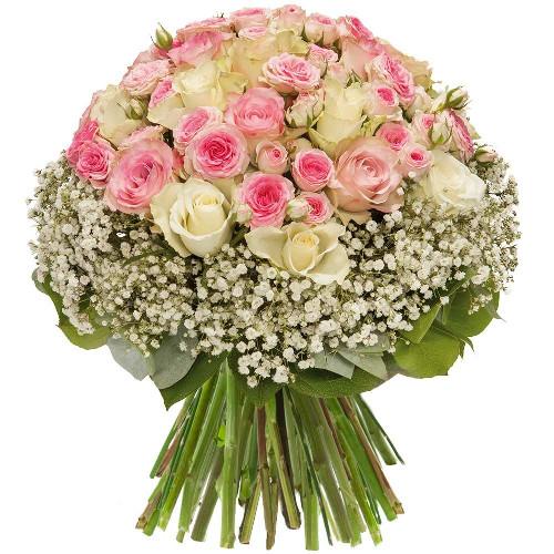 Bouquet de roses SEQUIN