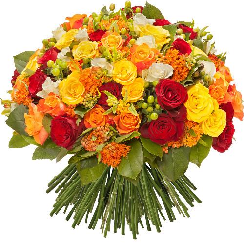 Bouquet de roses EPHEBE