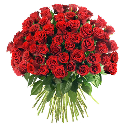 Bouquet de roses BYZANCE