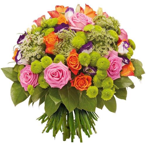 Bouquet rond ELYME