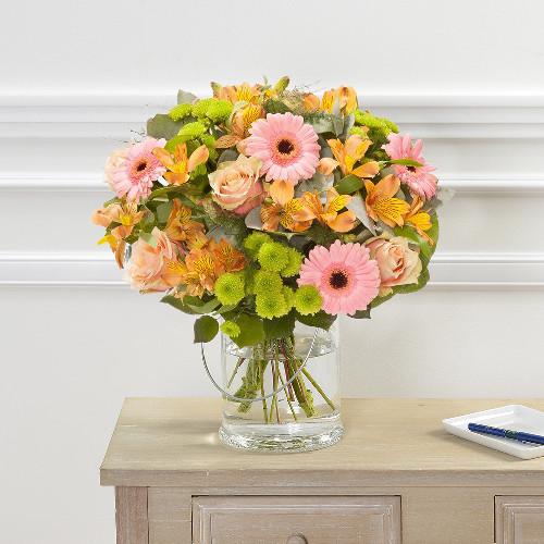 Bouquet rond BALDAQUIN