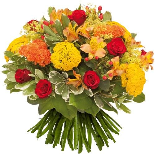 Bouquet rond SECRET