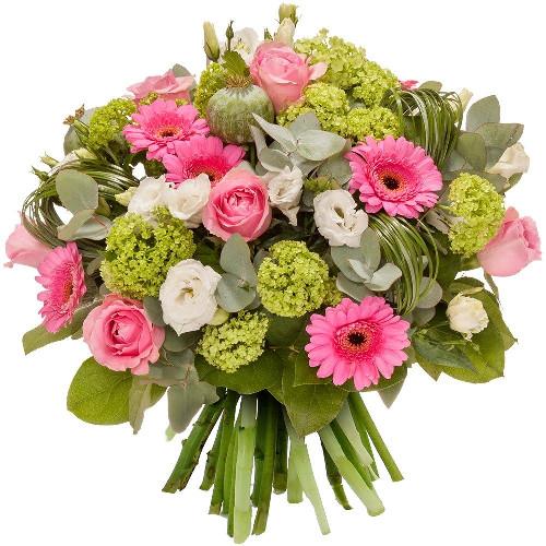 Bouquet rond MARIVAUD