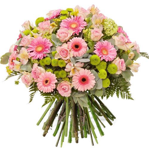 Bouquet rond SUBLIME
