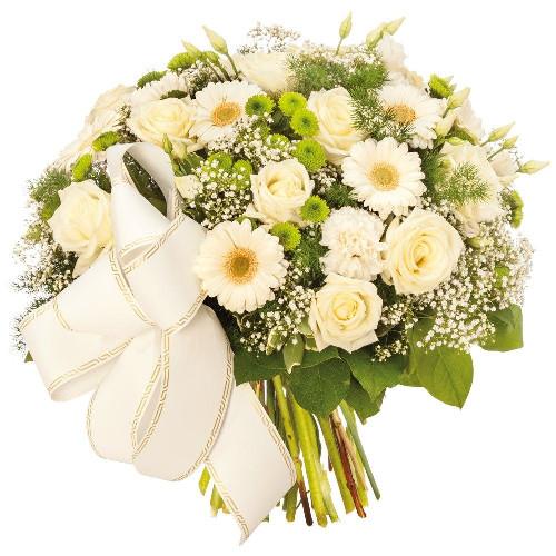 Bouquets deuil SWEETNESS
