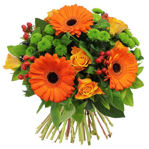 Bouquet rond ALEGRIA