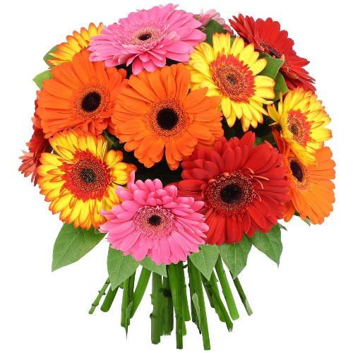 Bouquet rond COLOR