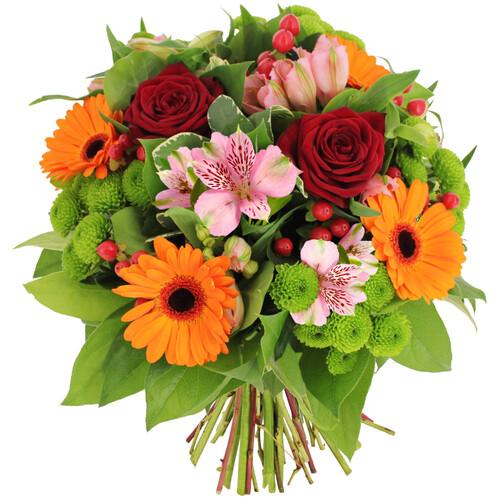 Bouquet rond NOA