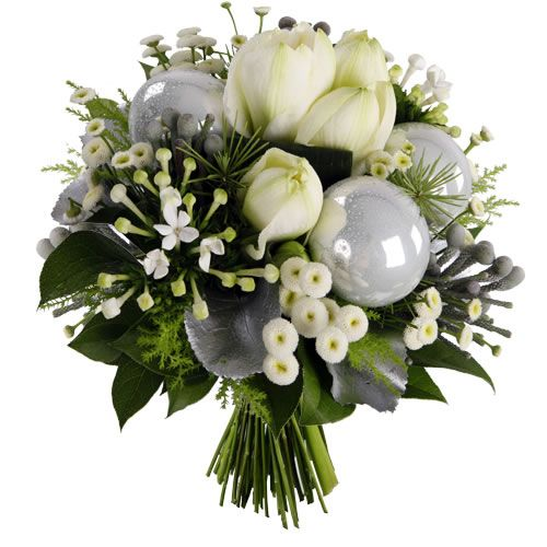 Bouquet rond NOERA