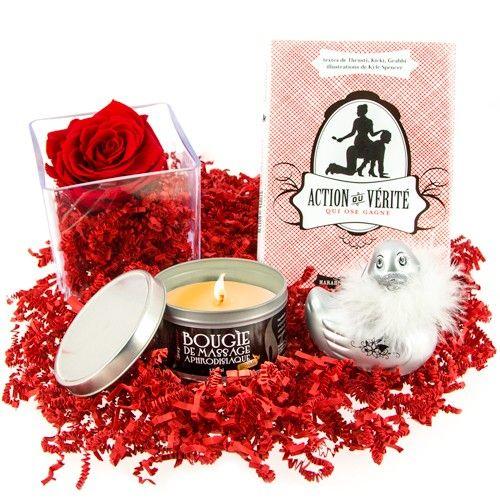 Cadeaux Sexy COFFRET COQUIN