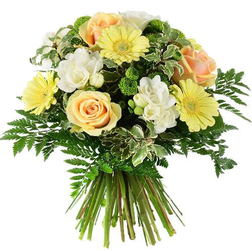 Bouquet rond SUN