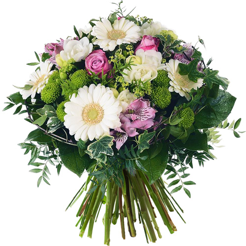 Bouquet rond PEARL