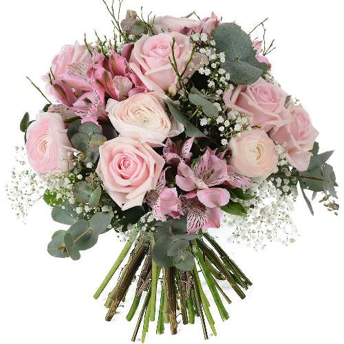 Bouquet rond POEM