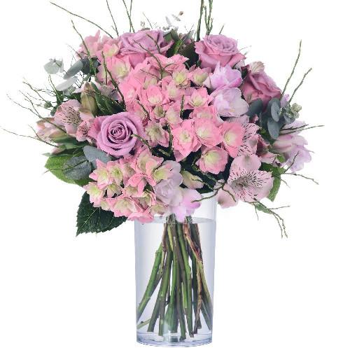 Bouquet rond BALLET SLIPPER