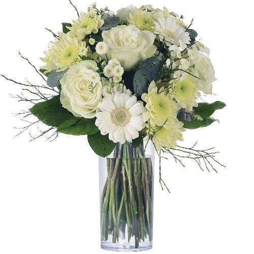 Bouquet rond TOPAZE