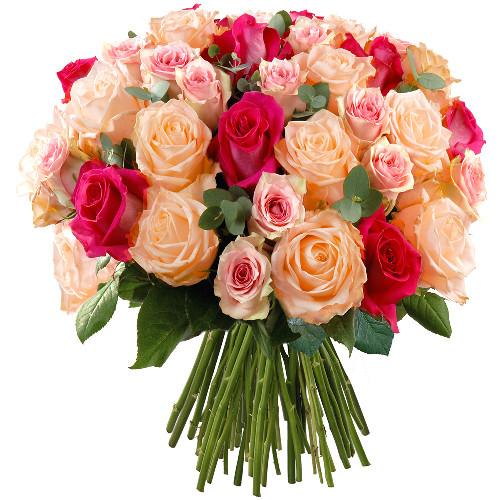 Bouquet de roses CONCORDE