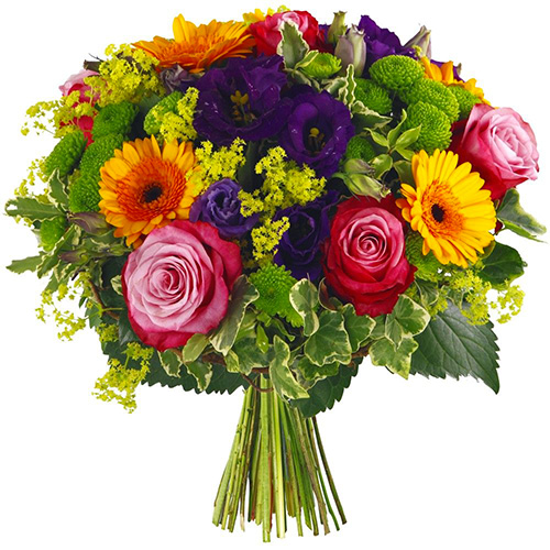 Bouquet rond OPERA