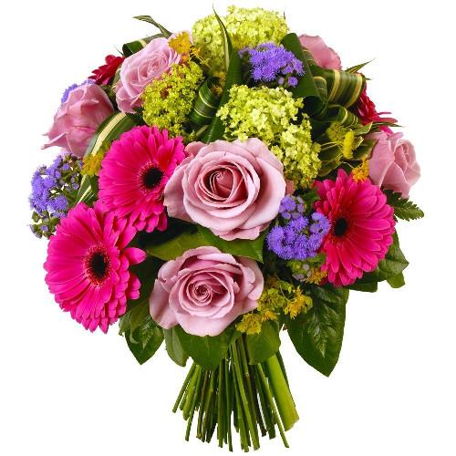 Bouquet rond PREMIER PAS