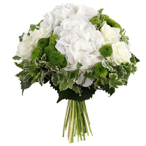 Bouquet rond REFLET