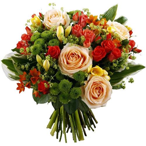 Bouquet rond VINCI