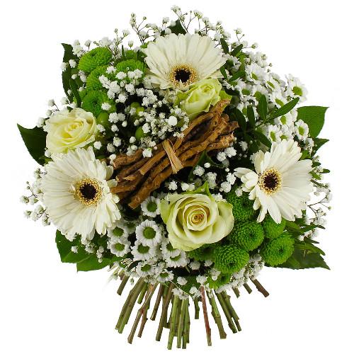 Bouquet rond DOUX FRIMAS