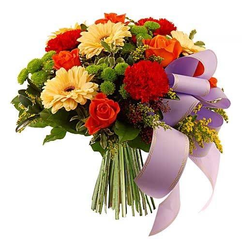 Bouquets deuil SOUVENIR INOUBLIABLE